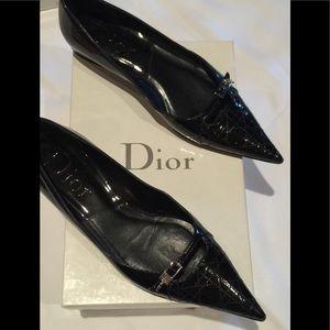 Size 38 Dior Flats